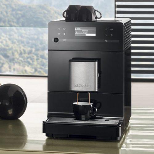 фото Соло кофемашина. Возможность приготовления 2 чашек кофе одновременно. Модель 5300. Старая цена — 28 999грн Новая Цена — 26 999грн