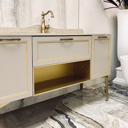 Фото Мебель для ванной комнаты.