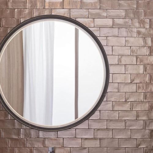 Фото Зеркало с сенсорным управлением и LED подсветкой. Коллекция Illumia, Австралия