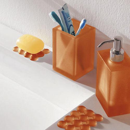 Фото Аксессуары для ванной комнаты. Полеуритановый гель. Коллекция Ivasi, Италия