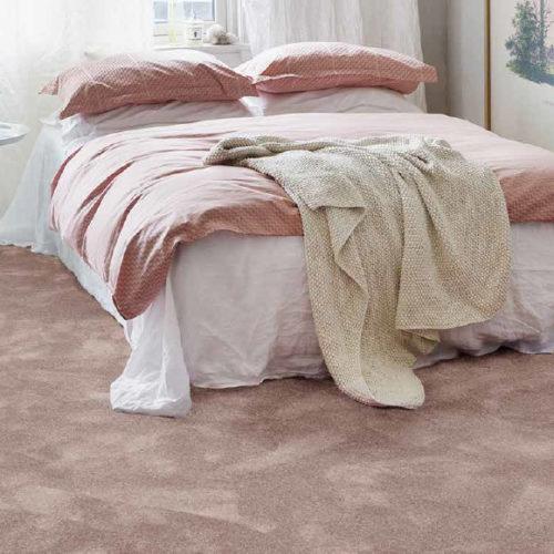 Фото Ковровое покрытие для спальни. Полиамид. Низкий ворс. Коллекция Orlando, Бельгия