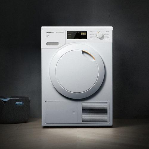фото Сушильная машина с тепловым насосом Miele TEB 145 WP. Загрузка 7 кг. Хит продаж