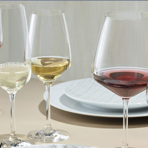 Спеццена! Набор бокалов для вина и шампанского 16 шт. Коллекция Taste Schott, Германия