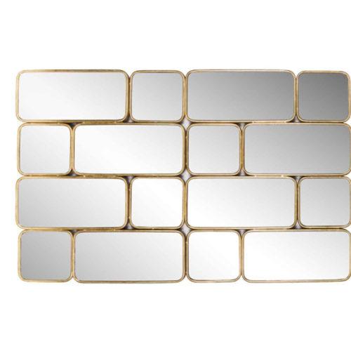 Люстерко. Метал, пофарбований під золото. Колекція Rich, Голландія