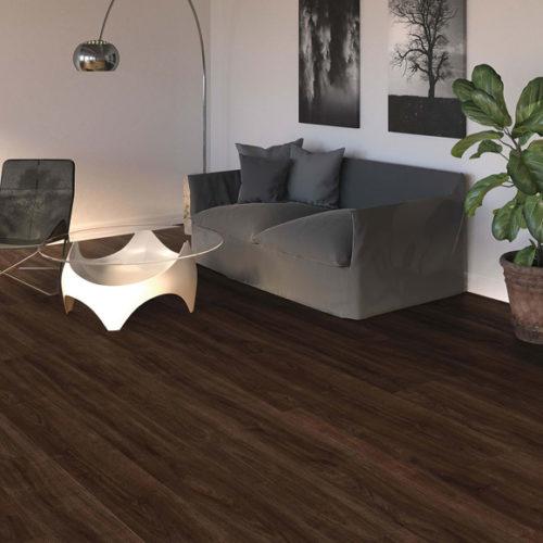 Фото Ламинированный пол. Толщина 8мм. 32 класс. Цвет мускатный орех. Коллекция дуб Eleganza, Германия