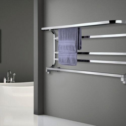 Полотенцесушитель водяной в ванную комнату. Коллекция Рanorama, Италия