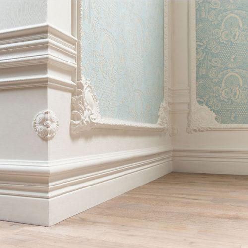 Декоративные элементы для зонирования помещения