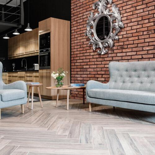Диван прямой, гостевой и кресло с высокой спинкой и подлокотниками. Дерево, велюр. Коллекция Рola, Швеция