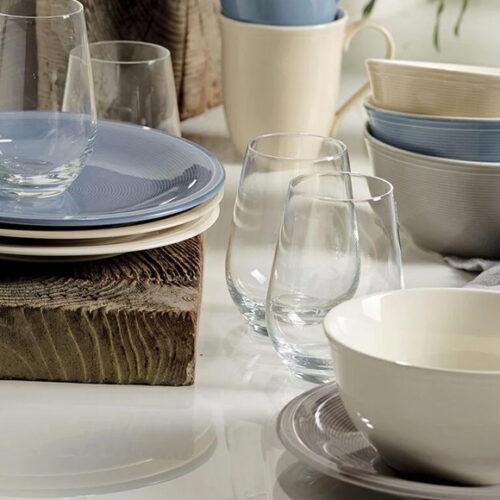 Фарфор премиум класса Villeroy&Boch. Тарелки, пиалы, чашки. Коллекция Color Loop, Италия